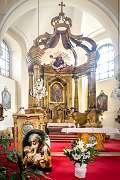 poutní kostel sv. Josefa, Slezská Ostrava